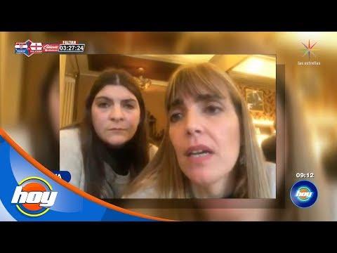 Primas de Luis Miguel investigan el paradero de Marcela Basteri   Hoy