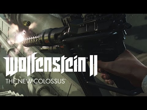 Can't Stop, Won't Stop! – Wolfenstein II: The New Colossus