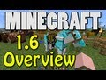 Minecraft 1.6 Prerelease Overview (HORSES! NAME TAGS! STAINED CLAY! MORE!)