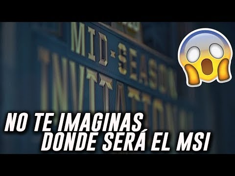 ESPORTS DE LEAGUE OF LEGENDS EN 2019 || PREMIOS POR VER ESPORTS || SEDE DEL MSI Y MÁS! thumbnail