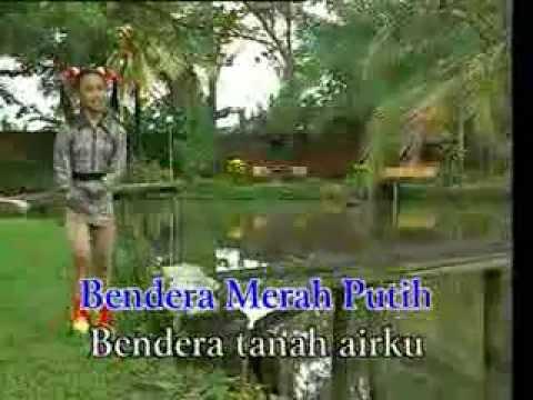 Lirik Lagu Nusantara: Bendera Merah Putih