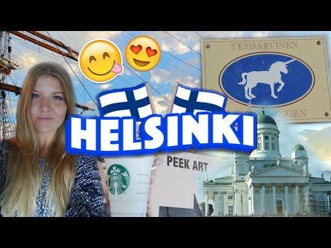 Follow Me Around in HELSINKI x beauty x fashion x dinner in the sky Vlog | sarajoliexo