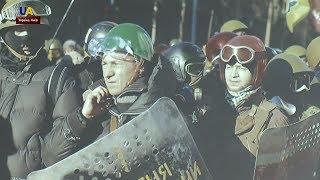 """""""Зима, що нас змінила"""" - так називається цикл документальних фільмів про Революцію Гідності"""