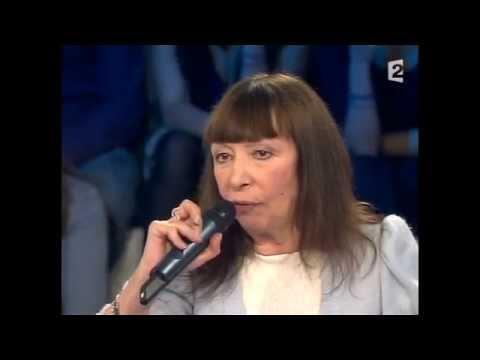 Brigitte Fontaine - On n'est pas couché 1er mars 2008 #ONPC