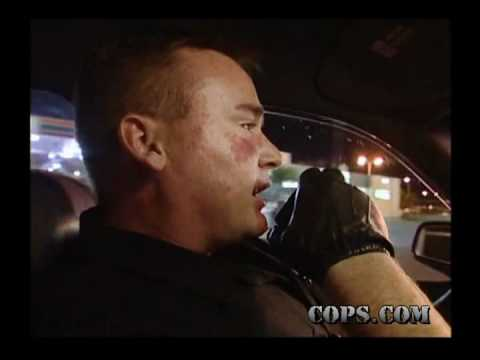 Toughest Takedowns, Officer Matt Fey, COPS TV SHOW