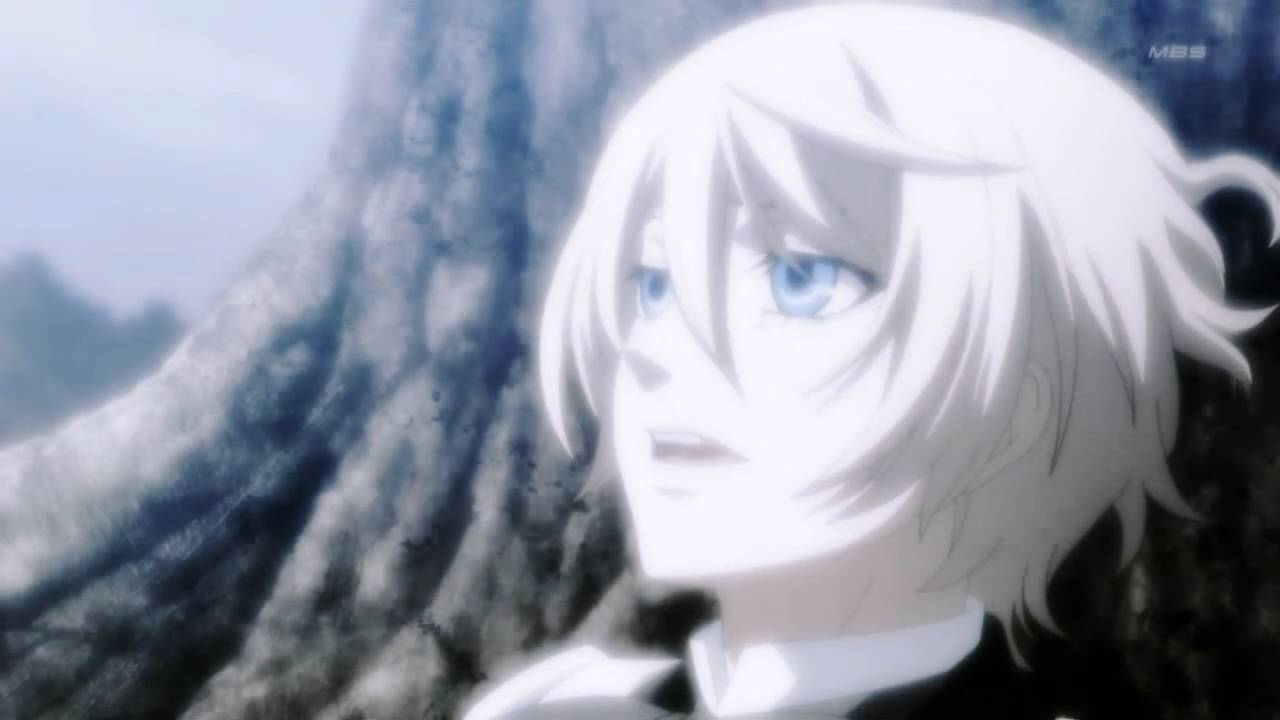Claude Kills Alois Gif