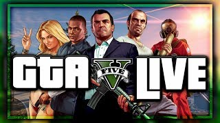 GTA Online (PS4) Live - With Subs