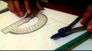 Eduardo Espinola -como construir segmentos con regla y compas -
