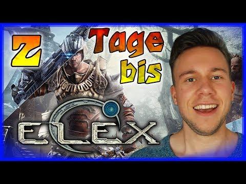 2 Tage bis ELEX - Mit Ichberg über Gothic, Risen und ELEX reden