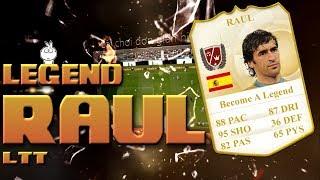 Kênh LTT | Review Raul Gonzalez Euro Legend - FIFA Online 3 Việt Nam