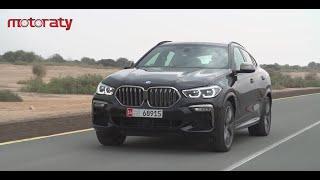 تجربة قيادة BMW X6 2020