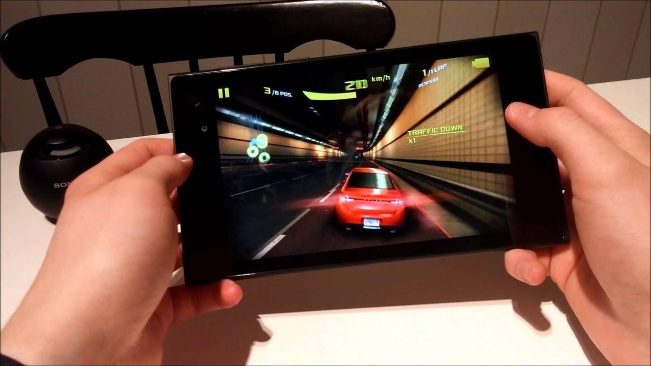 Asus Memo Pad 7 ME572C Android Gaming