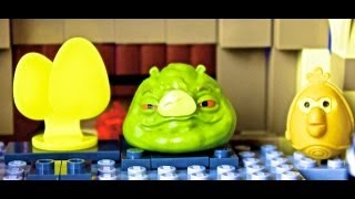 Angry Birds Battle Jabba! - Plus 3 Shout Outs!