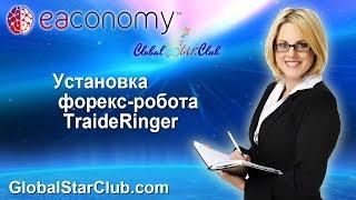 EAconomy - Установка форекс-робота TraideRinger