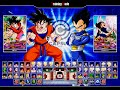 Dragon Ball Heroes M.U.G.E.N Hi-Res V1 by Ristar87