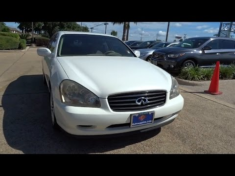 2002 infiniti q45 san antonio austin houston dallas new braunfels tx iw4115a youtube. Black Bedroom Furniture Sets. Home Design Ideas