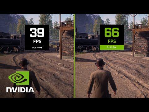 GRIT   4K NVIDIA DLSS Comparison