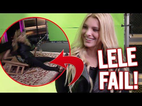 LELE PONS WORST STUNT FAIL!! | Top Five Live