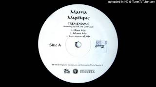 Mama Mystique - Tremendous (Instrumental)