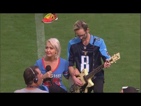 national-anthem-singer-kneels-during-titans-game-in-support-of-nfl-protests