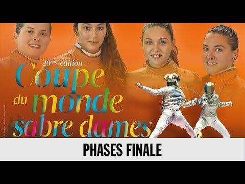 Coupe du monde d'Orléans - Épreuve individuelle, phases finales