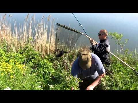рыбалка на озерах болгарии видео