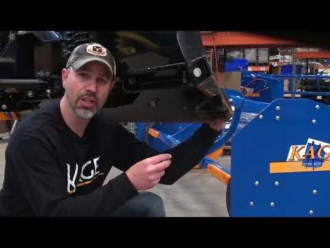 KAGE Snow Plow Back Drag Kit Installation