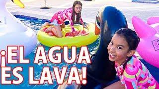 El AGUA ES LAVA! | TV ANA EMILIA