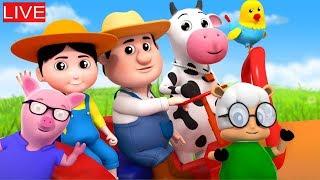 🔴 Farmees Español - Cancion Infantil | Videos para niños
