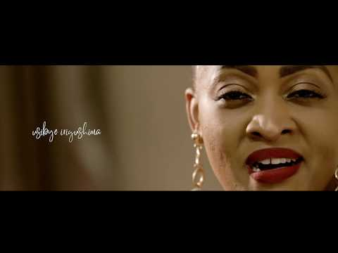 Ndanyuzwe By Aline Gahongayire  (Official Lyrics Video 2019)/MTN CALLER TUNE CODE 152349