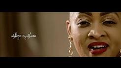 Ndanyuzwe by Aline Gahongayire  (Official Lyrics Video 2019) - With English Subtitle