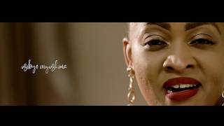 Ndanyuzwe by Aline Gahongayire  (Official Video 2019) - With English Subtitle