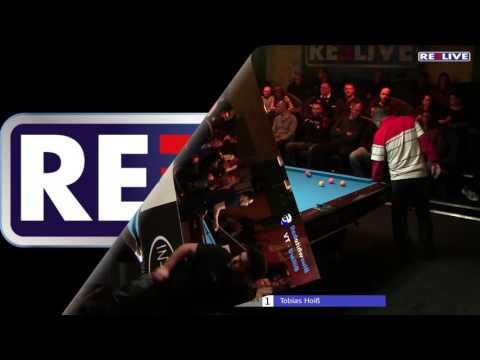Tobias Hoiß vs Efren Reyes Money Game - German Tour Finale 2015/2016