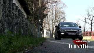 Lansare Peugeot 308 in Romania