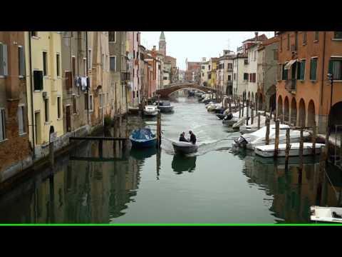 Chioggia e i suoi canali