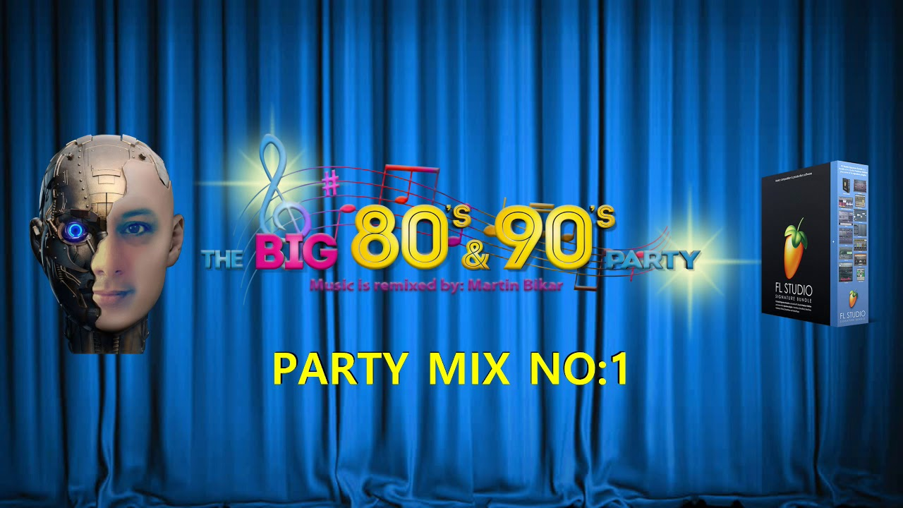 PARTY MIX  No:1  MUSIC HITS