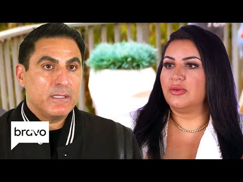 Reza and MJ Give an Update on Their Relationship | Shahs of Sunset (S8 Ep6)
