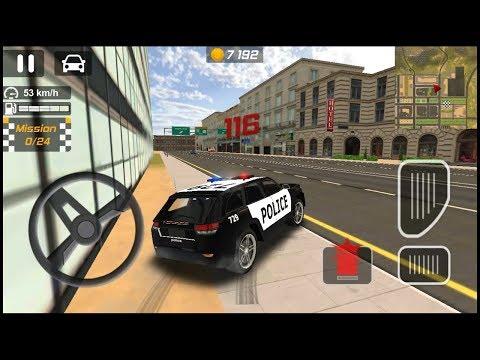 Police drift car driving simulator|पुलिस की कार वाला गेम|पुलिस कार वाला गेम्स thumbnail