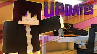 LateZ Updates (Herobrine Challenge Part 2) - A Minecraft Animation