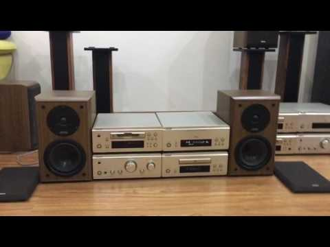 Test Denon F88 | Dream High Audio