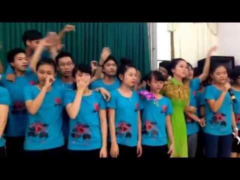 Lop 9c Truong Trung Vuong, tp Dong Ha, Quang Tri