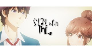 stay with me.