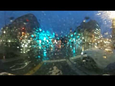 Riding home - 360 degrees - 11162016
