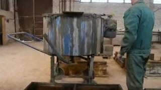 Производство газобетона (видео)(Оборудование для производства газобетона на видео. Процесс производства газобетона от поставщика строите..., 2010-05-19T11:23:56.000Z)