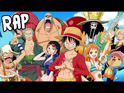 STRAW HAT PIRATES RAP CYPHER  RUSTAGE ft Nux Taku None Like Joshua & More One Piece