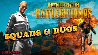 Thursday Evening PUBG - All work and no play makes.....you know....