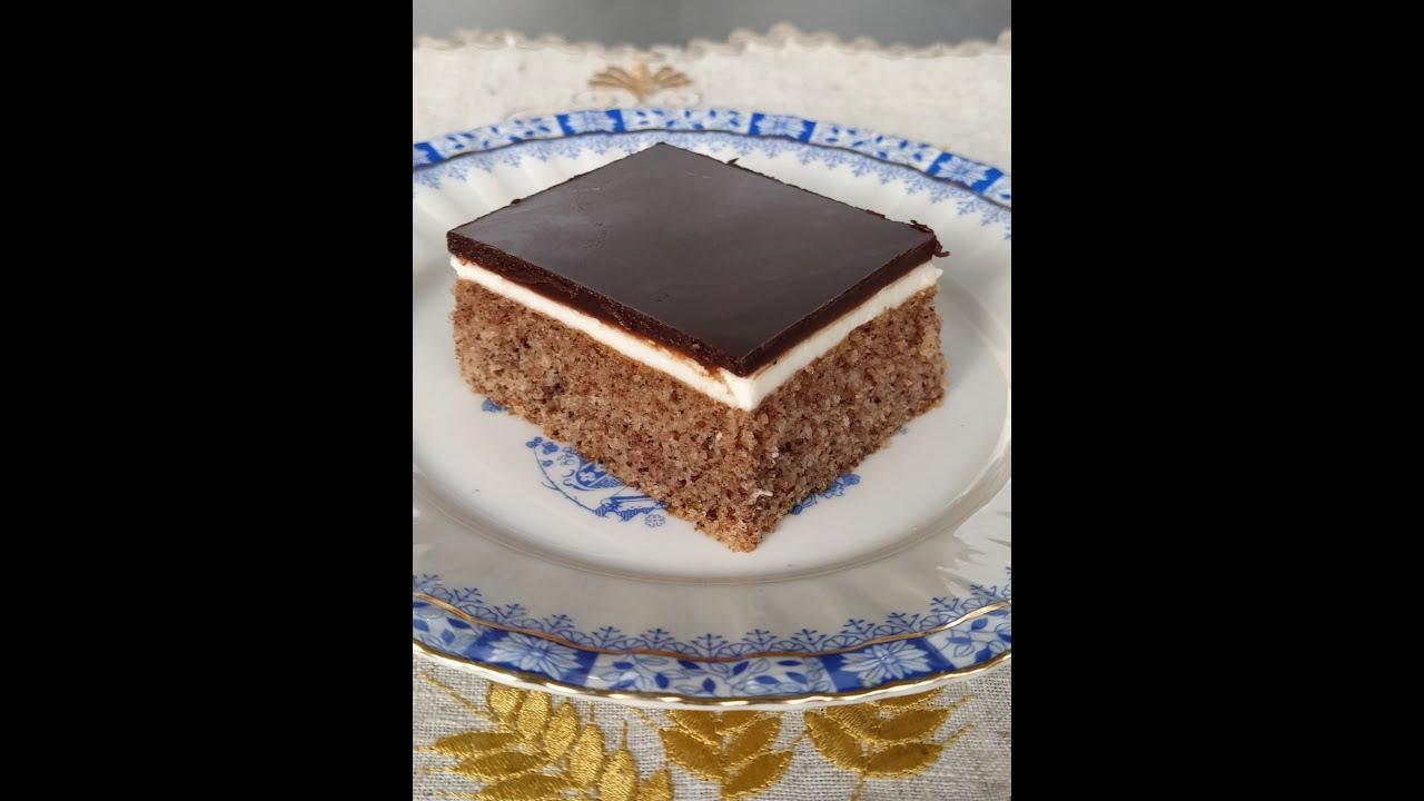 Kolač sa rogačem - Sočan i kremast kolač unikatnog ukusa