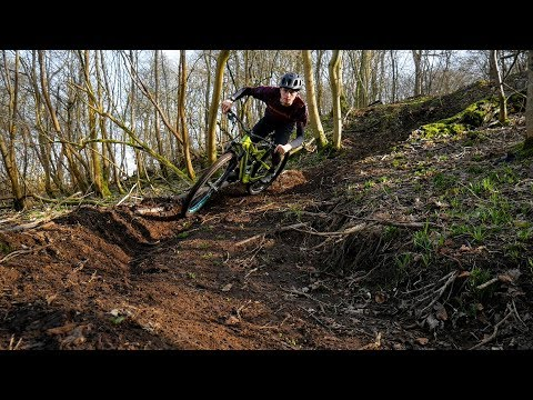 Cathkin Braes MTB Trails - VLOG 75