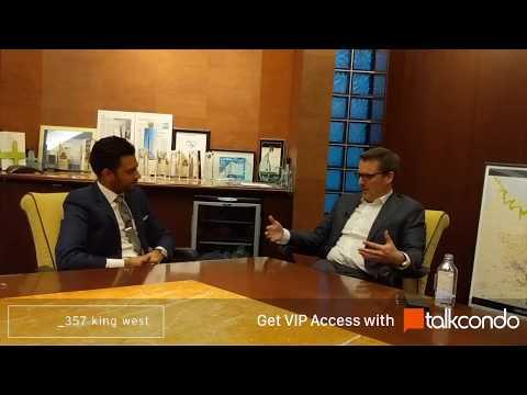 357 King West Condos - TalkCondo Interview Christopher Wein