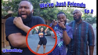 """We're Just Friends 2 - """"Never Have I Ever"""" w/@Exactly E @Dean Wil @jayfifty"""